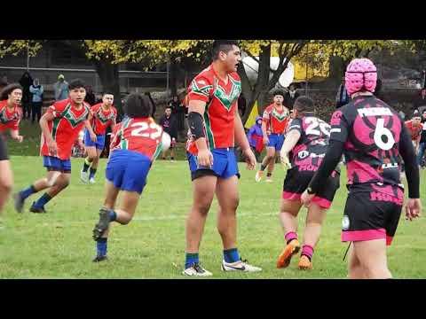 Auckland U15 Maori Champions 2018 FINAL