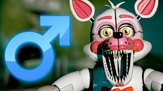 Funtime Foxy Is A Boy? - Funtime Foxy's Misgender Theory - FNAF Sister Location