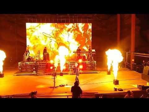 Machine Gun Kelly - Rap Devil @ Red Rocks