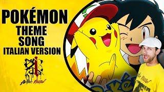 Gambar cover Pokémon - Theme Song (Italian Version)