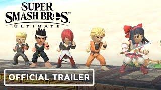 Super Smash Bros. Ultimate - Official Mii Fighter Costumes Trailer