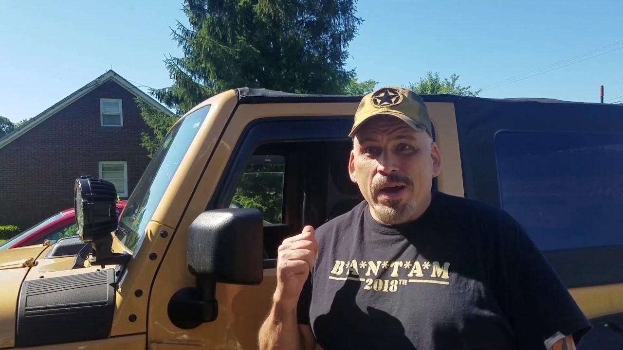 Jeep Wrangler JK: Bad starter or dead battery?