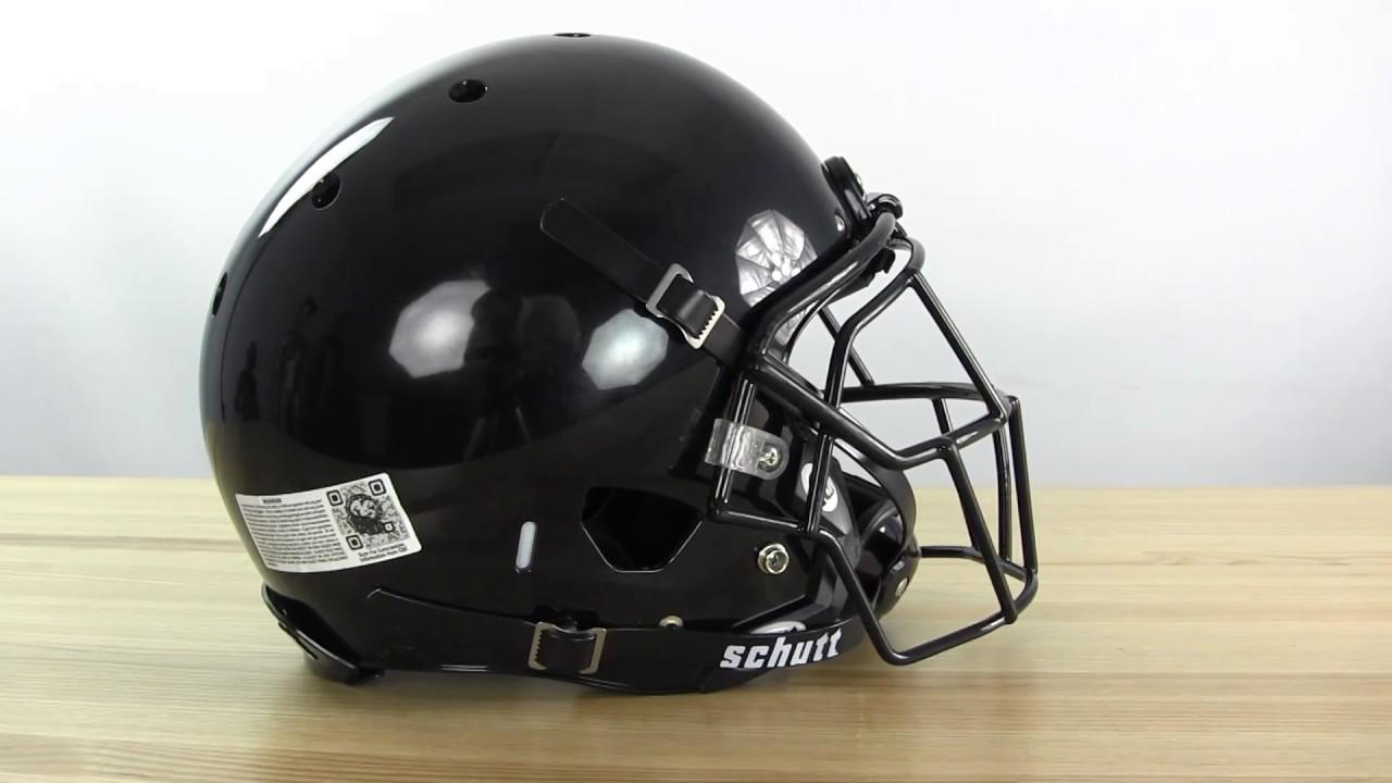 VEGAS GOLD Schutt AiR XP Pro VTD II Football Helmet ADULT LARGE w// Facemask