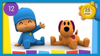 🌏 POCOYO AND NINA - Fetch Loula Fetch! POCOYO WORLD EP12- 25 min |ANIMATED CARTOON for Children