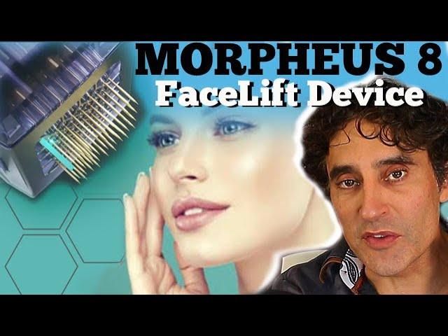MORPHEUS 8 // Non Surgical Facelift