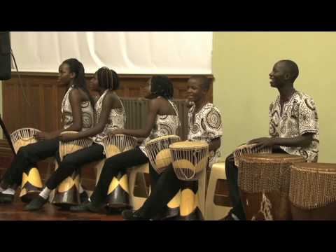 The Kampala Children's Centre: Destiny Africa choir