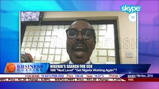 Will 'Next Level' Get Nigeria Working Again? Rewane Analyses Pt.2 |Business Morning|