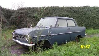1965 Opel kadett!