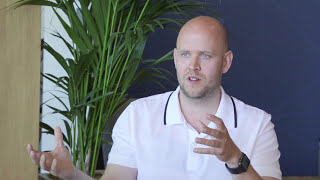 spotify ceo daniel ek talks about innovation