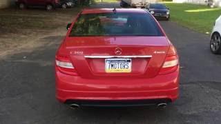 Mercedes-Benz C300 2009 за 3000$(, 2016-07-26T22:52:29.000Z)
