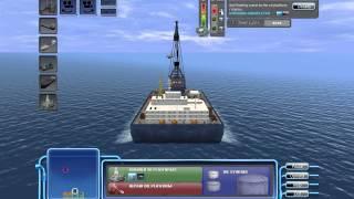 lets play oil platform simulator ep002 (the crane