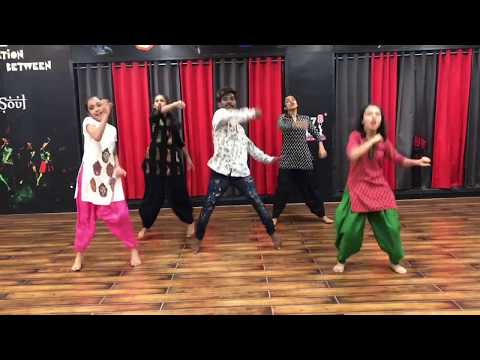 Dil Ka Telephone-Dream Girl | Jacksir Choreography | Ft. Kavya|Muskan|Elisha| krisha|Flora| Dance