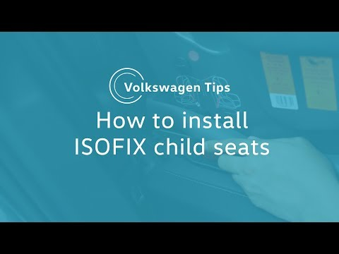 VW Tips: How to install ISOFIX child seats