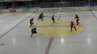 Match juniors top Red Ice - Yverdon du 2 oct 2016
