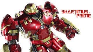 Гарячі іграшки Халкбастера Залізна людина Месники Ера Альтрона 1:6 масштаб фігурку Марвел відео огляд