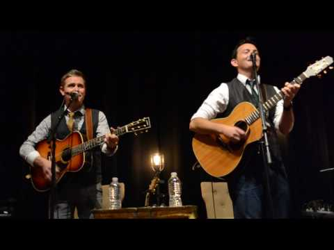 """Byrne and Kelly """"Crying In The Rain"""" at the Irish American Heritage Center in Chicago, IL 6/9/17"""