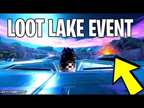 🔴 *NEW* FORTNITE LOOT LAKE HAPPENING RIGHT NOW! ROCKET EVENT (BATTLE ROYALE LIVE)