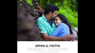 Kreala Christian Wedding Story Jiphin + Jyothi 2018