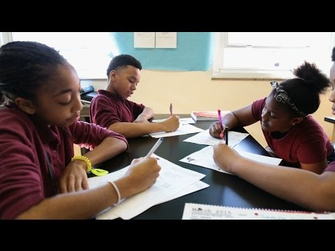 How an underperforming school rallied to turn around test scores and conquer the Common Core