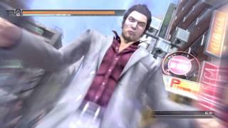 龍が如く4 (Yakuza 4) - Heat Action : Kiryu