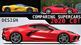 2020 C8 Corvette - Americas 60,000 Supercar! Design and Comparison!