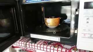 Микроволновая печь ME733KR обзор и тест