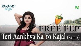 Teri Aakhya Ka Yo Kajal (Remix) DJ Harsh || Banarasi Babu Vol.1 || WapKing Music