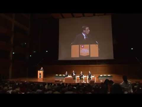 9th World Chambers Congress: Opening ceremony