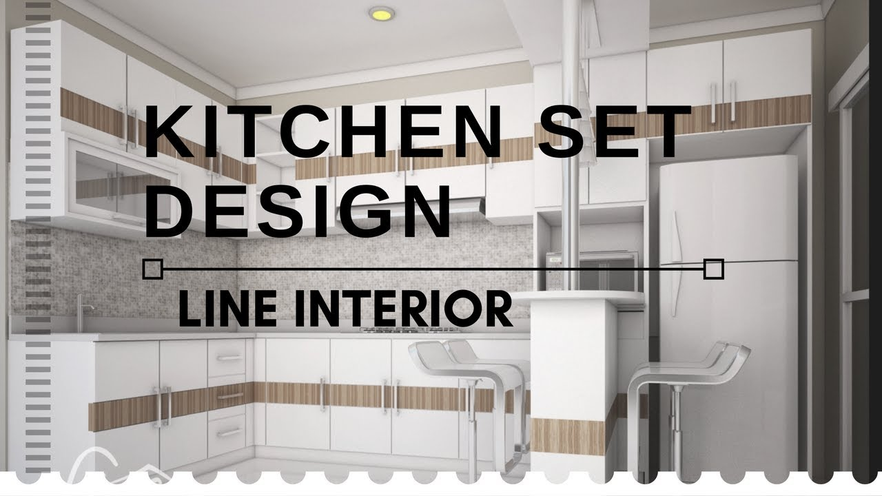 Kitchen set malang preview line interior youtube for Kitchen set malang
