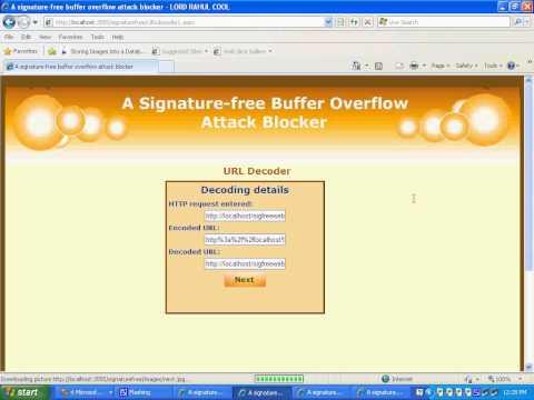Identifying buffer overflow vulnerabilities based on binary code