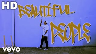 Repeat youtube video Chris Brown - Beautiful People ft. Benny Benassi