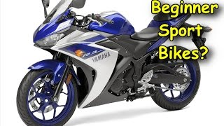 Small displacement sport bikes? Ninja 300 ? R3 ? CBR250 ?