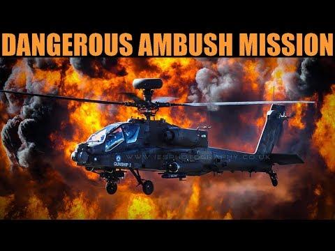 Syria Campaign: EXPLOSIVE Combat As Reapers Ambush Hostile Mercenaries   DCS WORLD