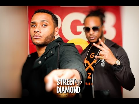 Hip Hop Live's Kaiser , Kronyk , Kid Mc sur STREET DIAMOND