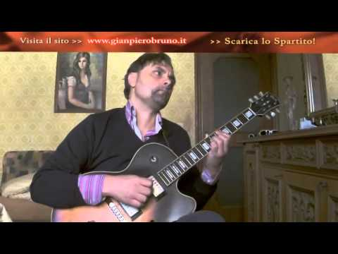 Darn-that-dream chord melody sheet music