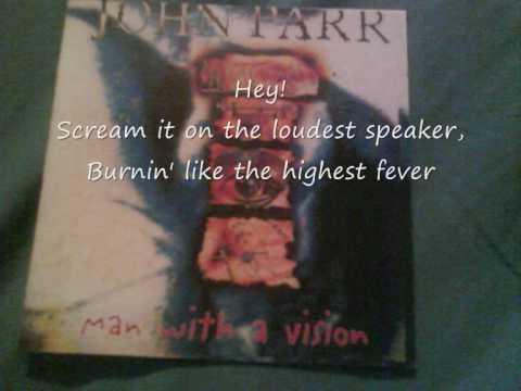 John Parr-Restless Heart (lyrics)