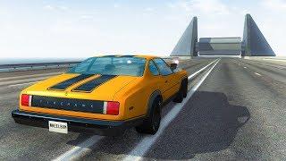 BeamNG drive - Giant car Smasher