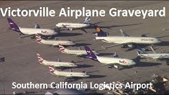 Airplane Graveyard Victorville 100th video!