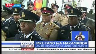 Rais Uhuru Kenyatta ameapa kuzidisha vita dhidi ya ugaidi