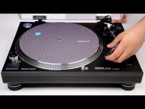 Technics 1200 Turntable Setup Guide by TurntableLab.com