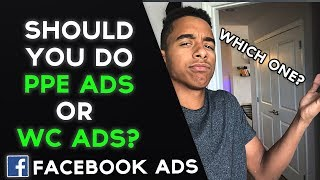 PPE Ads V.S WC Ads - Which Is Better? (Shopify Facebook Ads)