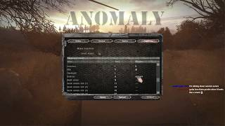 Anomaly mod: Story mode - Part 1; Stalker in its full 64-bit glory!