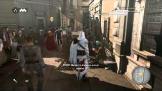 Pc- Assassins Creed La Hermandad Gameplay