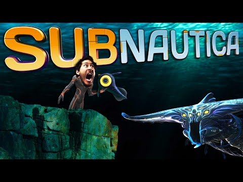 Subnautica  Part 77  WHAT'S AT THE END OF THE OCEAN?