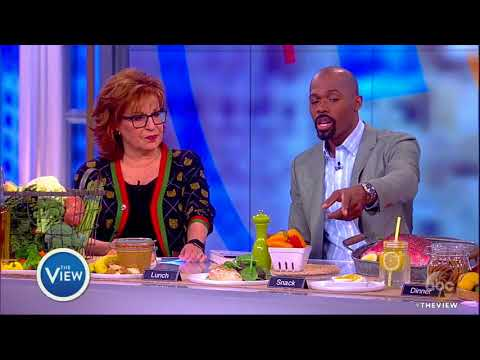Dr. Ian Smith Shares Foods To Transform Your Body In 20 Days | The View