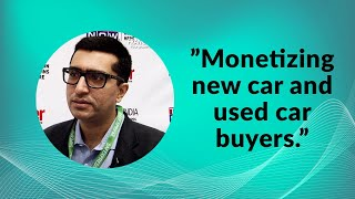 Monetizing new car and used car buyers
