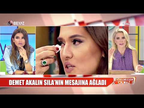 Hangi ünlü şarkıcı, Demet Akalın'ı ağlattı?