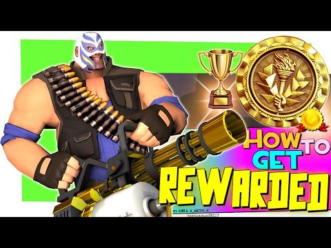 TF2: How to get Rewarded [FUN]