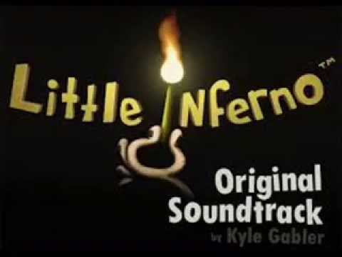 Little Inferno OST 15 - Gate Operator, Open The Gates!