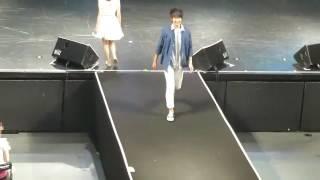 舞台「東京ボーイズコレクション 愛の唄」 製作発表時のランウェイ in ...